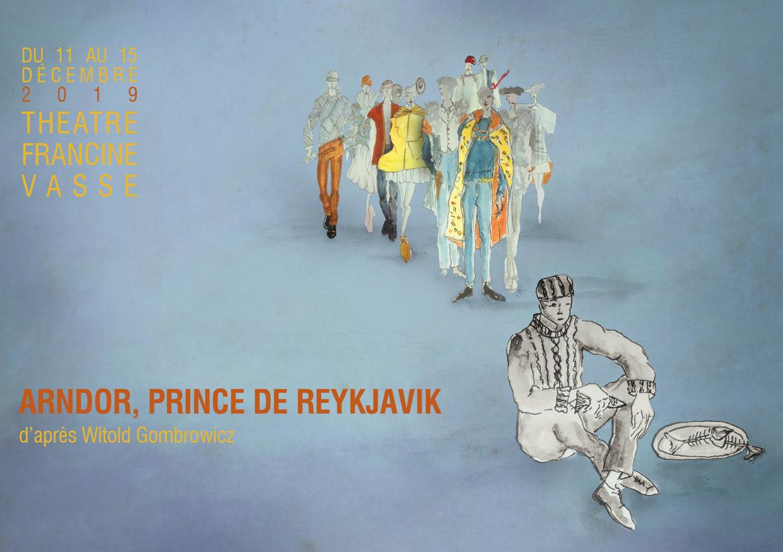 Arndor, Prince de Reykjavik